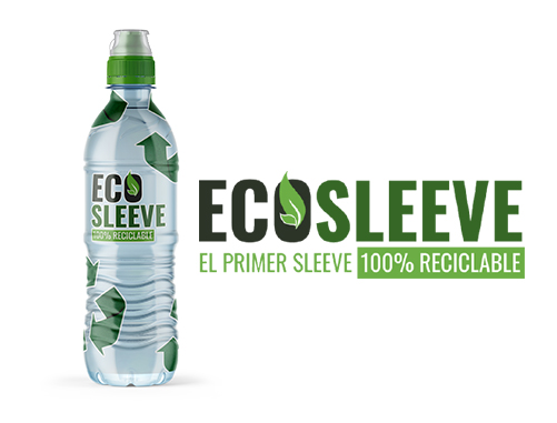 El primer sleeve 100% reciclable