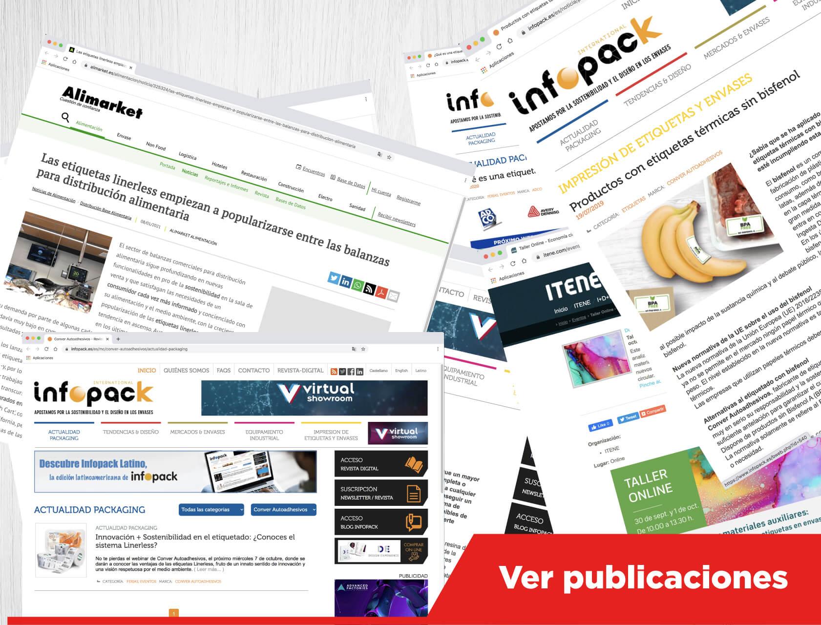 Innovación, sostenibilidad y conectividad con vosotros, nuestros clientes