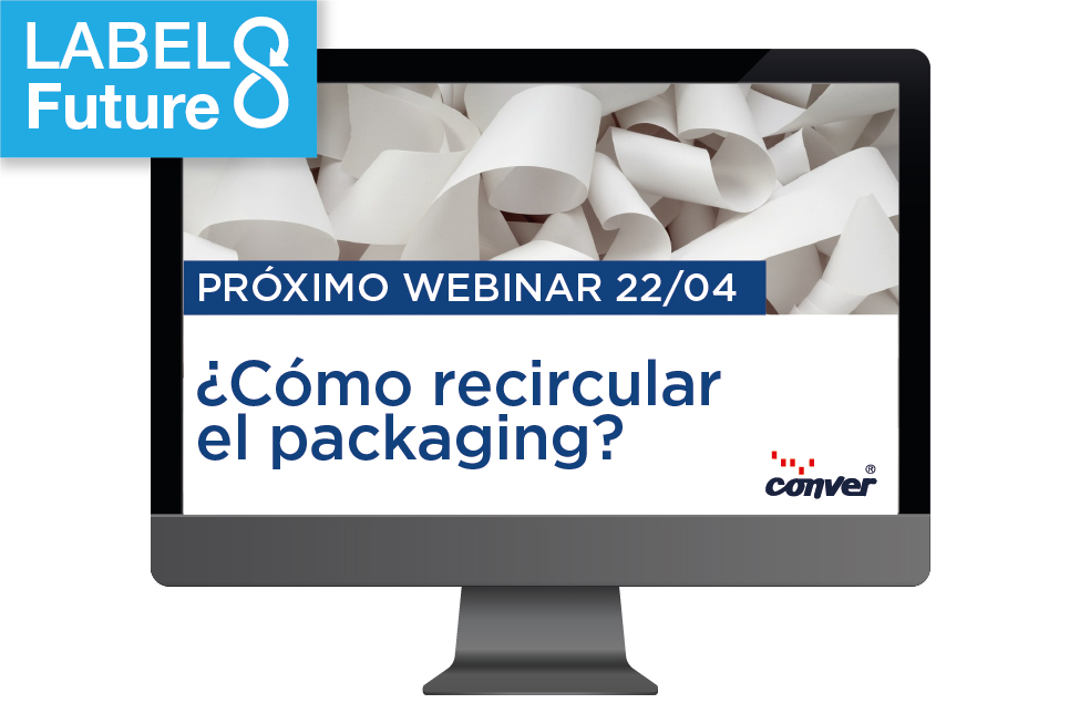 Revive el Webinar ¿Cómo recircular el packaging?